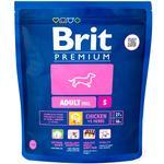 Корм Brit Premium для мелких пород собак 1кг