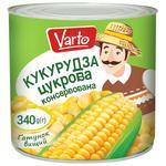 Varto Vacuumized Sugar Corn 340g