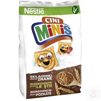 NESTLÉ® CINI-MINIS® cinnamon cereal 450g - buy, prices for MegaMarket - image 1