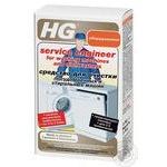 Средство д/чистки посудомоеч и стиральных машин HG 2*500мл