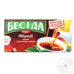 Tea Beseda black 24pcs 43.2g