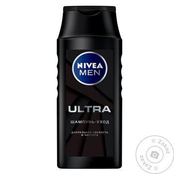 Шампунь-догляд Nivea Ultra 250мл - купити, ціни на Novus - фото 1