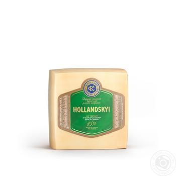 Сыр Клуб Сыра Голландский 45%
