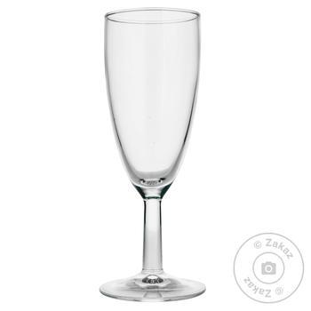 Бокал Ашан для шампанского 140мл