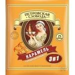 Coffee Petrovskaya sloboda caramel instant 20g