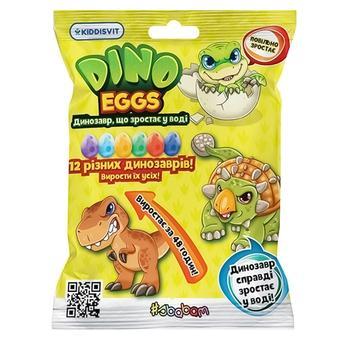 Іграшка #Sbabam Dino Динозаври зростаюча в яйці