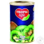 Ківі Tropic Life скибочки в сиропі 425г - купити, ціни на Фуршет - фото 1