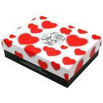 Коробка подарочная ко дню Святого Валентина