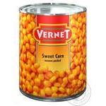 Кукуруза Vernet сладкая 850мл