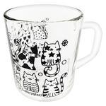 Кухоль Green tea 200мл 85004183 Cats black