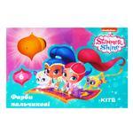 Краски Kite пальчиковые 6 цветов - купить, цены на Ашан - фото 1