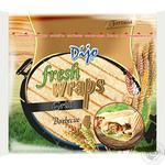 Тортилья гриль пшенична Dijo 250г