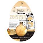 BeautyDerm Gel Face Mask with Hemp Oil
