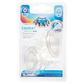 Соска Canpol Babies EasyStart 21/729 2шт