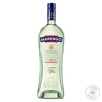 Вермут Marengo Special десертный белый сладкий 16% 1л - купить, цены на Фуршет - фото 1