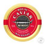 Caviar Malossol Starred Sturgeon Caviar 100g