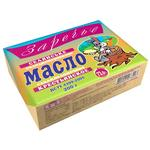Масло Заречье Селянське солодковершкове 73% 200г - купити, ціни на Восторг - фото 2