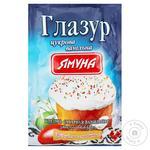 Глазурь Ямуна сахарная ванильная 75г