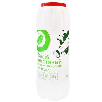 Чистящее средство Ашан Яблоко 500г