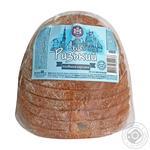 Хлеб Кулиничи Рижский половинка нарезанная 400г