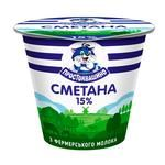 Prostokvasyno Sour Cream 15% 205g