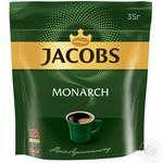 Кофе растворимый Jacobs Monarch сублимированный 30г