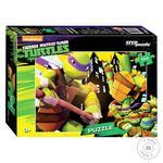 Пазлы Step Puzzle Черепашки Ниндзя 54 элемента в ассортименте - купить, цены на Фуршет - фото 1