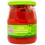 Соус томатний З Бабусиної Грядки Краснодарський 510г