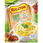 Пюре картопляне Роллтон зі смаком курки 40г - купити, ціни на Ашан - фото 1