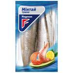 Fish alaska pollock Flagman packed