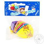 Svyato Mriy Balloons Set with Picture 10'' 6pcs