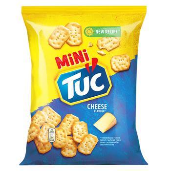 Крекер Tuc Mini вкус сыра 100г