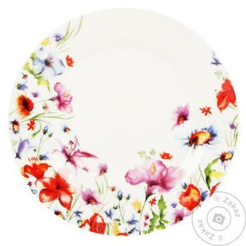 Keramia Wildflowers Plate 23cm - buy, prices for Tavria V - image 1