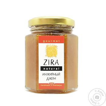 Джем Zira инжирный с ванилью 200г