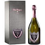 Шампанское Dom Perignon Rose Vintage Brut розовое сухое 12.5% 0,75л - купить, цены на Novus - фото 1