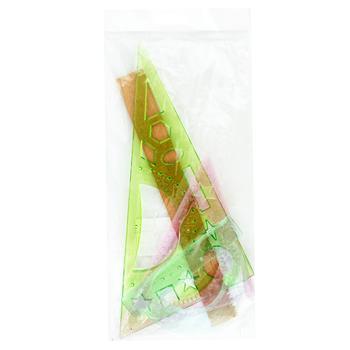 Набор геометрический 4шт - купить, цены на Фуршет - фото 1