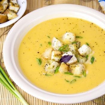 Картофельный суп (протертый)