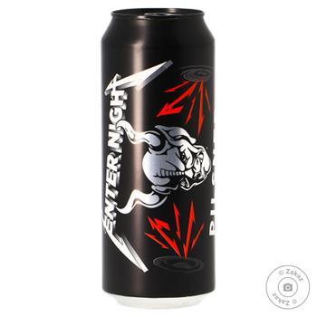 Пиво Pilsner Enter Night ж/б 0.5 х6