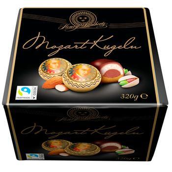 Lambertz Candy Mozartkugeln Chocolate 320g