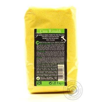 Flour Casa rinaldi corn 1000g - buy, prices for Novus - image 1