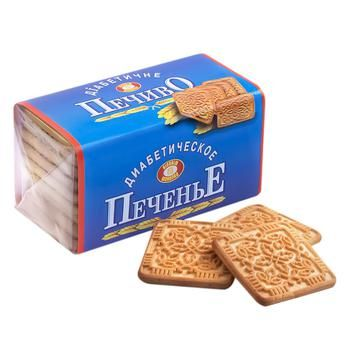 Biscuit Chocolate DIabetic Biscuits 200g - buy, prices for CityMarket - photo 1