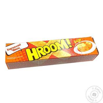 Чипсы Hroom со вкусом сыра 50г
