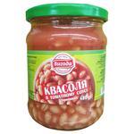 Фасоль Выгода в томатном соусе 480г