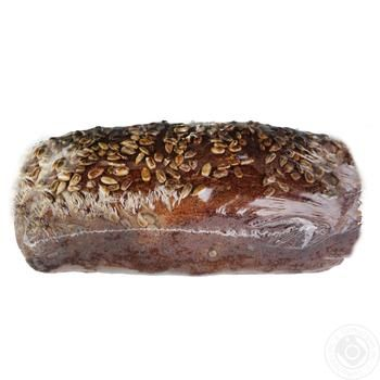 Nordic Rye-Wheat Bread With Sunflower Seeds By Weight