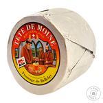 Tete De Moine Hard Cheese 48%