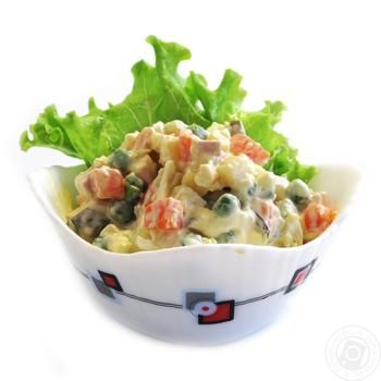 Olivier Salad - buy, prices for Auchan - image 1