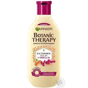 Бальзам-опол Botanic Therapy Рицинов масло/миндаль 200мл