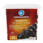 Оливки черные Marmarabirlik вяленые со специями 400г