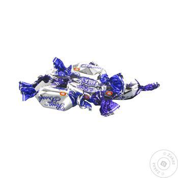 Конфеты ХБФ Бисквит-Шоколад Rene Black глазированные с помадной начинкой весовые