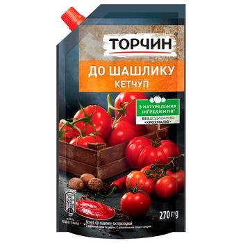TORCHYN® Do Shashlyku Ketchup 270g - buy, prices for Auchan - photo 1
